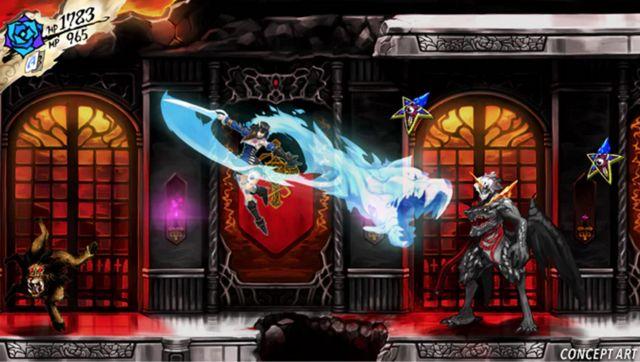 Manchado de sangre Ritual de la Noche