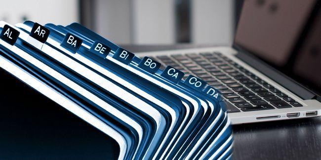 Una copia de seguridad, restaurar y limpiar sus contactos mac con estos sencillos pasos