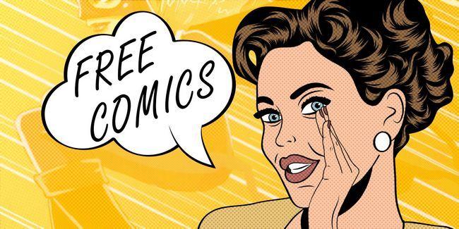 Bam! Pow! 8 de las mejores maneras de leer cómics en línea de forma gratuita