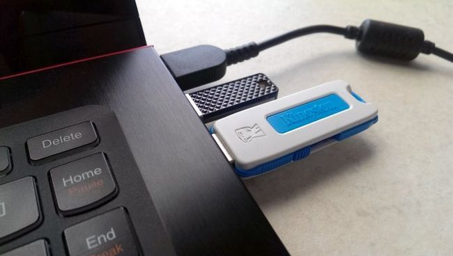 Ransomware Herramientas USB