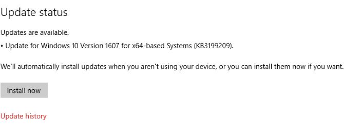 Ransomware Mantener actualizado Windows