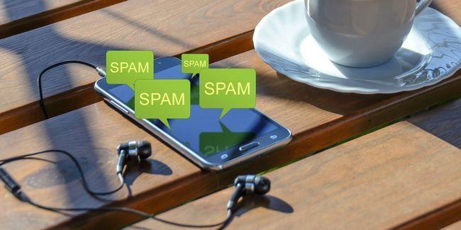 Bloqueo de mensajes sms spam promocionales con estas aplicaciones de android