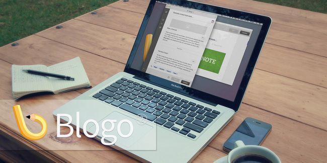 Blogo 2 es la aplicación de blogs mac que ha estado buscando