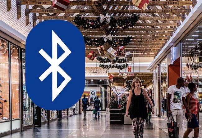 Bluetooth 5 alameda de ancho de banda Anunciante
