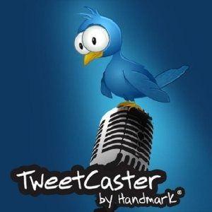 Transmitido tweets de su teléfono android con tweetcaster