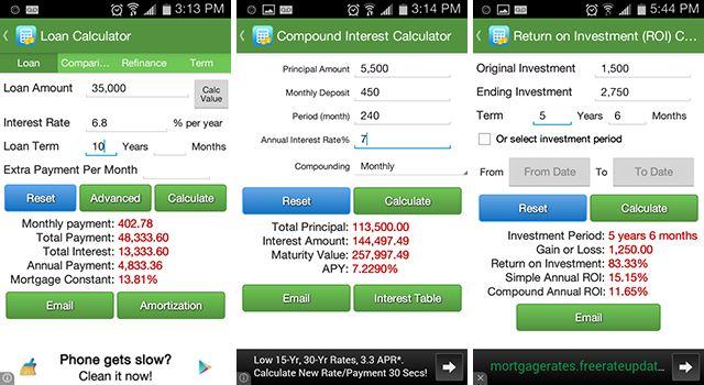 android-finanzas-apps-financieros-calculadoras