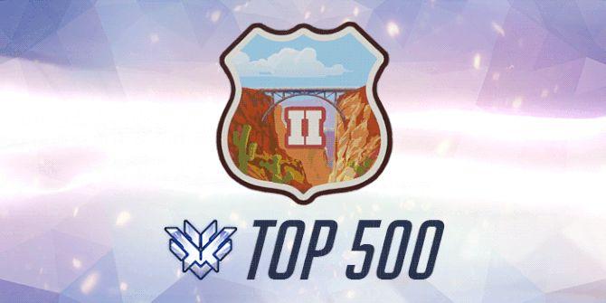Overwatch Dios Top Tier 500