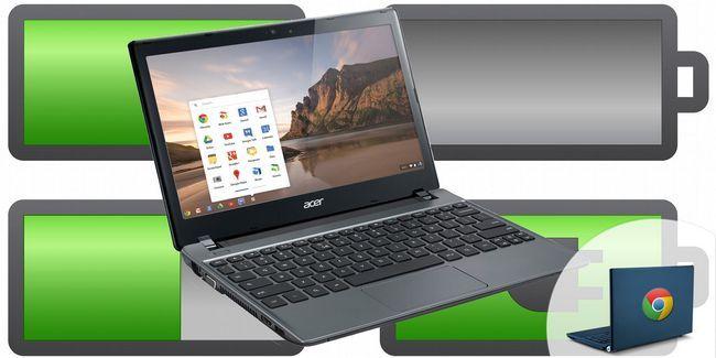 ¿Puede un ordenador portátil durar todo el día? Puede hacerlo en un chromebook!