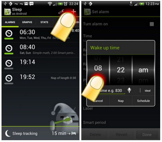 dormir-como-android-alarma