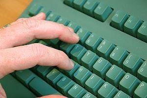 Al escribir un correo electrónico