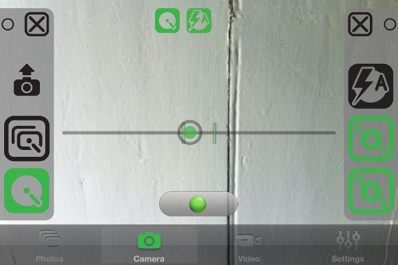 aplicaciones de la cámara iphone