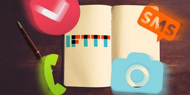 Captura tus ideas creativas al instante con la simplicidad de ifttt