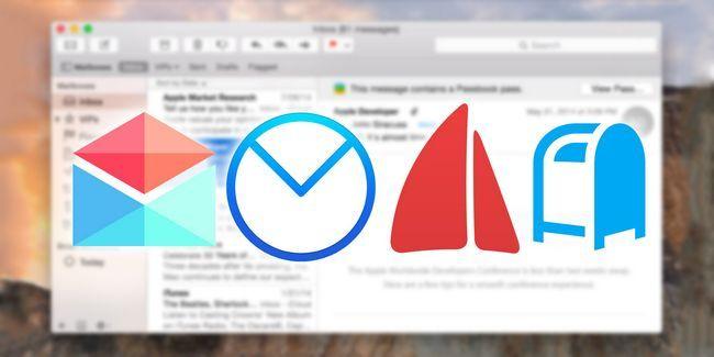 Elija una aplicación de correo mac de terceros para todos estos beneficios