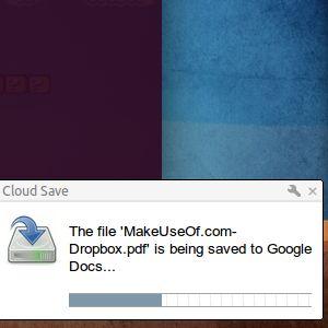 Almacenamiento en la nube: guardar los archivos directamente en la nube [chrome]