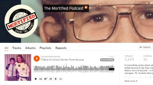 Mortificado Podcast en SoundCloud
