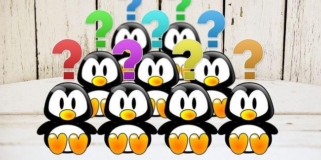 Teniendo en cuenta linux? 10 preguntas contestadas comunes