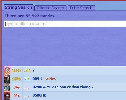 actores de base de datos de películas actrices