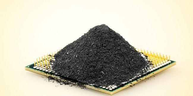 Podría fósforo negro será el futuro de los microchips?