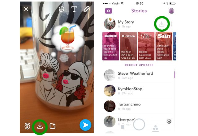 Ahorro-a-Snapchat-Memoria-640x441