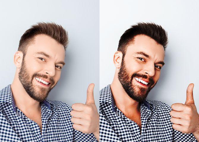 Photoshop perfil Primera Edición