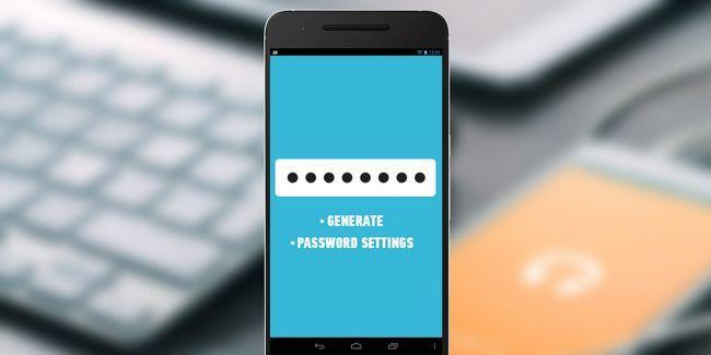 Crear contraseñas seguras con estos 4 sorprendentes aplicaciones de android