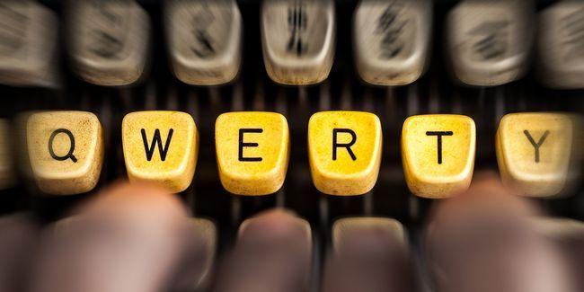 Tengo curiosidad colemak? Aprender la mejor disposición de teclado fácil
