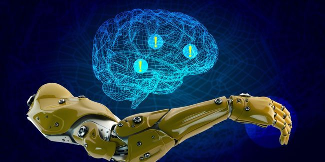 Darpa crea robot de mano que realmente puede sentir