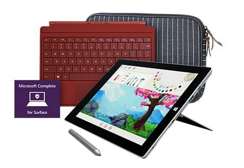 Surface Pro Bundle 3