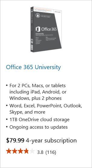 Universidad 365 Oficina