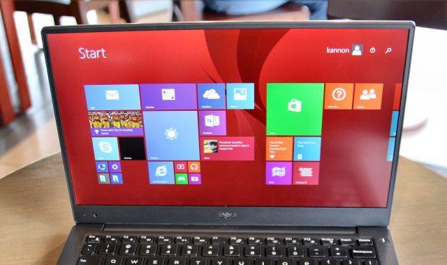 Dell XPS pantalla 13 infinito