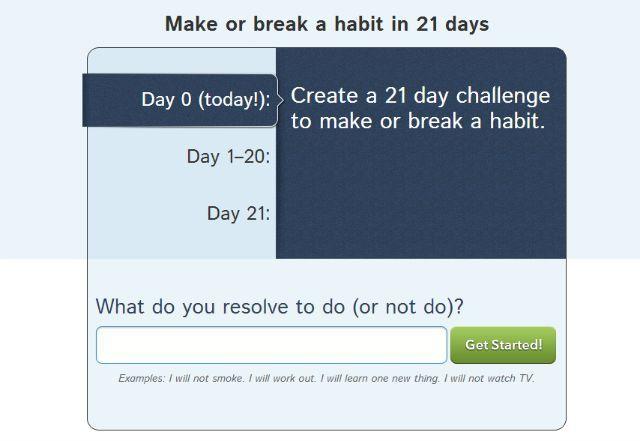 sitio 21 hábito