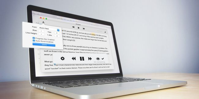 Dictater agrega controles de texto de tu mac a la función del habla