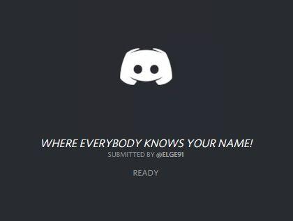 Logotipo de la discordia