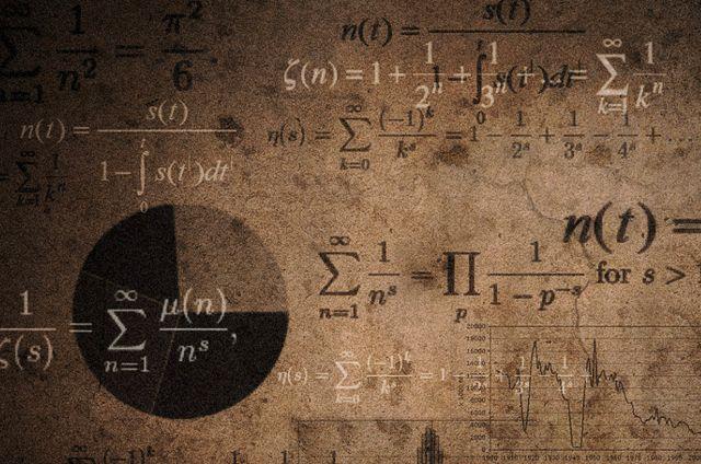 Las ecuaciones matemáticas