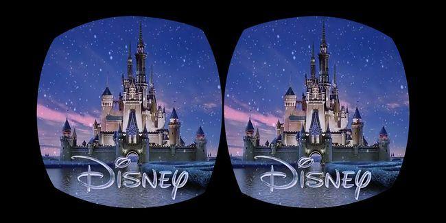 Disney invierte millones en películas vr