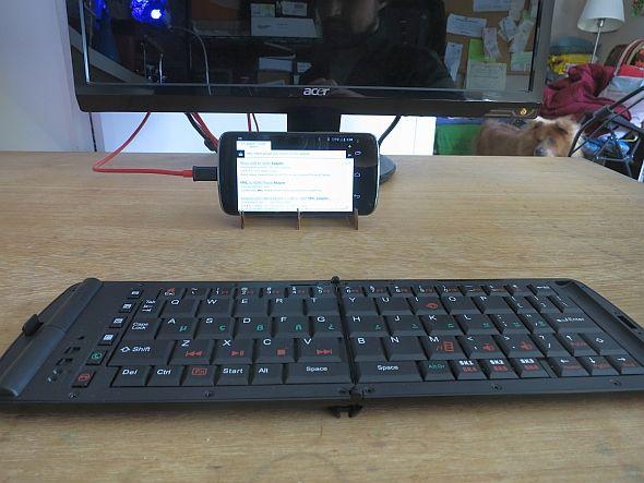 smartphone como reemplazo de escritorio