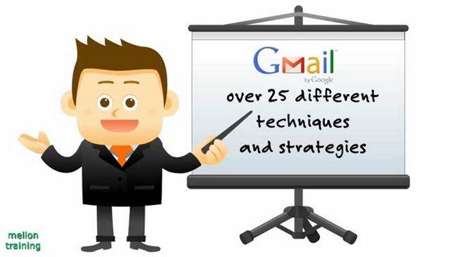 Por supuesto gmail