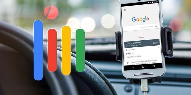 Hacer todo en manos libres de coche con google now