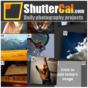 Documentar su vida y mejorar sus habilidades de fotografía con shuttercal
