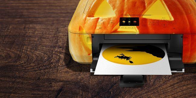 Descargar gratis y temibles imprimibles de halloween para todas las edades