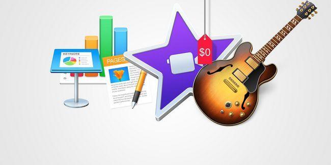 Descargar imovie, garageband, páginas, e iwork libre para mac y ios