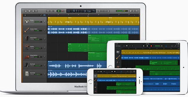 GarageBand de apple