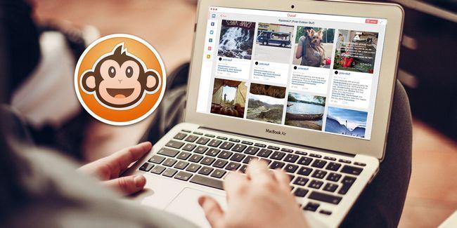 Droool trae sociales fotos multimedia en el escritorio de mac