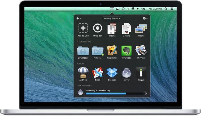 Dropzone 3 acelera tu mac con un simple arrastrar y soltar las acciones