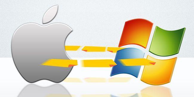 Fácil de compartir archivos entre windows 7, 8 y mac os x