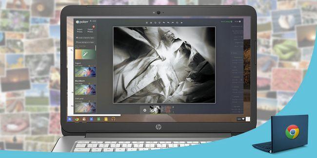 Editar fotos al igual que en photoshop: se puede hacer eso en un chromebook!
