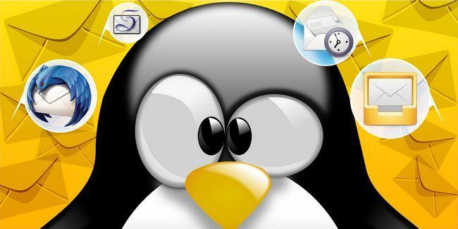 Correo electrónico en linux: 4 de los mejores clientes de correo electrónico disponibles