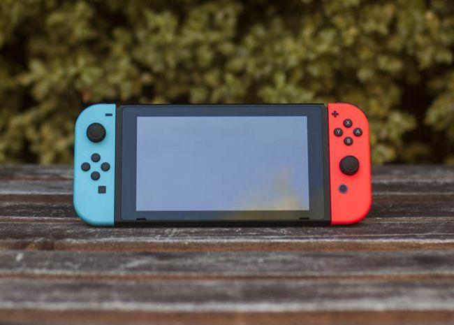 conmutada sueño Nintendo