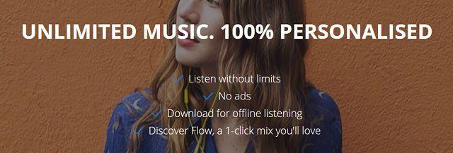 Deezer-música-premium