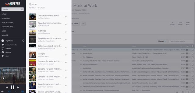 Deezer-música-web-cola